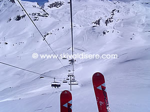 Le Fornet Skiing